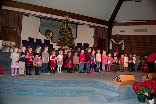 Caleb Christmas Program