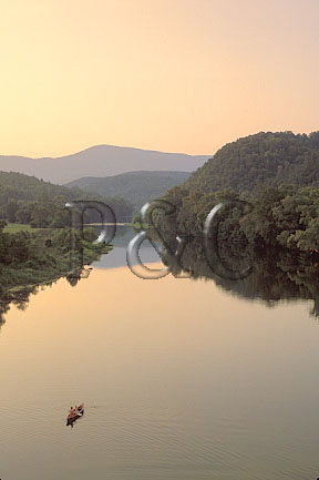VIRGINIA - BLUE RIDGE PARKWAY - VIEWS
