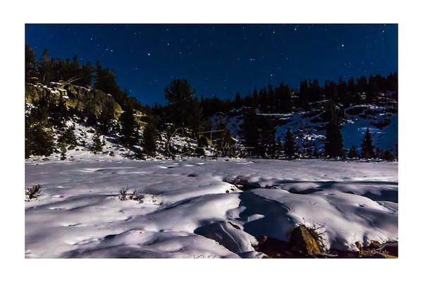Wind River Range Nights