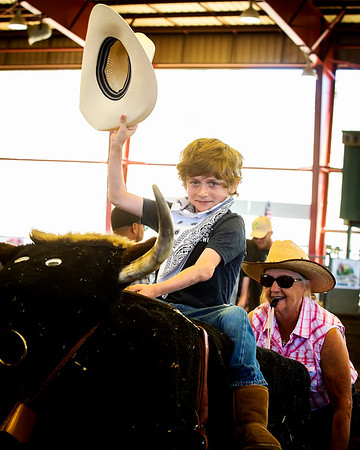 2017 Norco Horseweek - Challenged Children's Rodeo