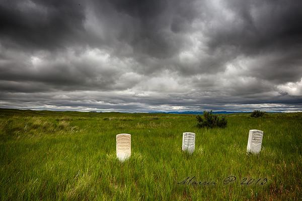 Little Big Horn Battlefield