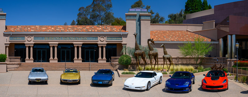 2019 Blackhawk Museum Corvette - August 1