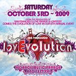 2009 San Francisco LovEvolution 10.3.09 (Cat)