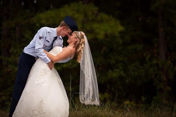 Cline Wedding Reception at the West Ridge Event Center - Jefferson City, MO Wedding Photographer