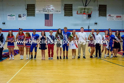 Middle School Homecoming's 2018-2019