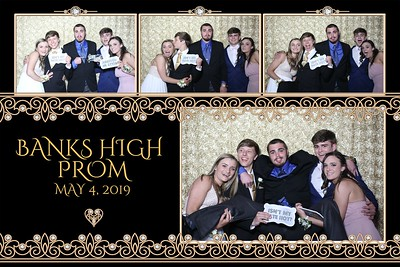 Banks High School Prom Photobooth 5.4.2019