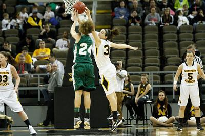 NKU Women's Basketball vs Jacksonville 3-2-2013