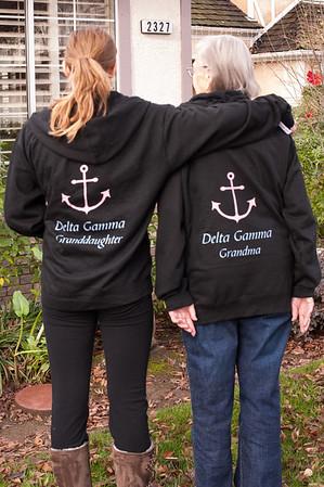 2012 Delta Gamma Girls