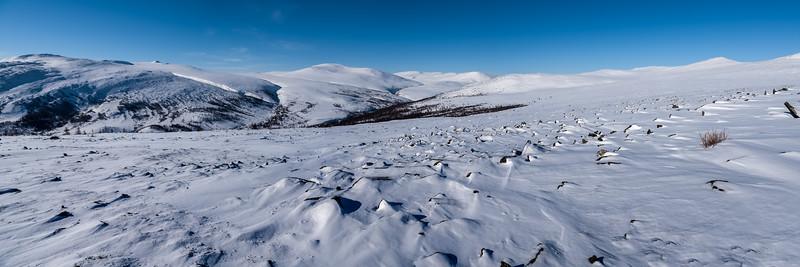 Nenets Tundra Ural Gebirge