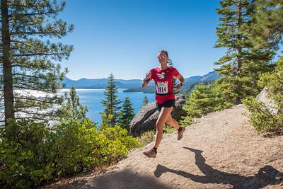 Emerald Bay Trail Run