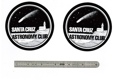 SCAC stickers