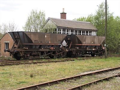 Scotland Depots   20-21/04/07
