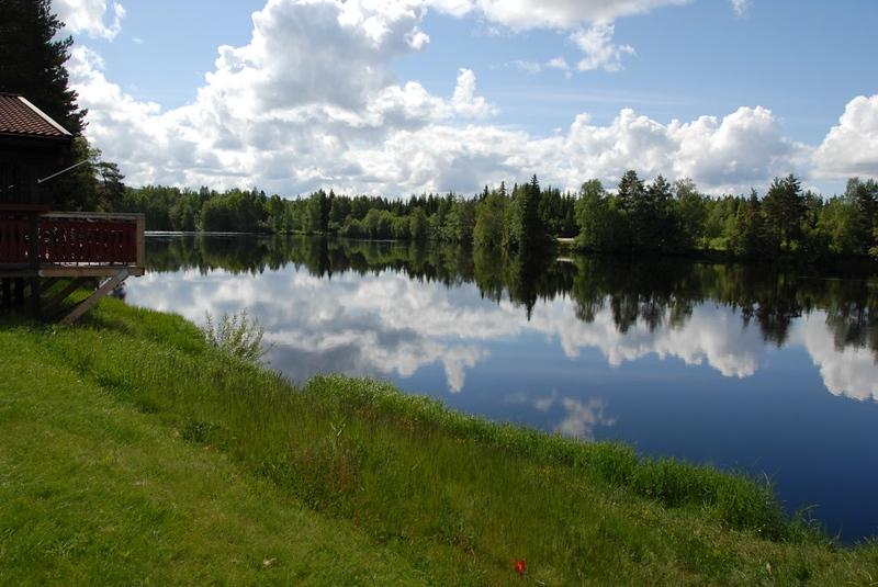 Fänforsen, Björbo