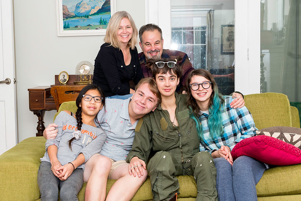 Rawson Family