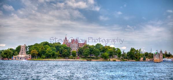 Boldt Castle, Alexandria Bay, NY