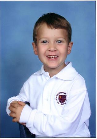 Christian's School Years