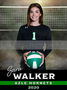Azle Volleyball 2020