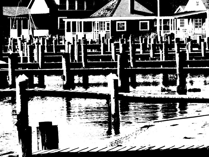 Edgartown Docks