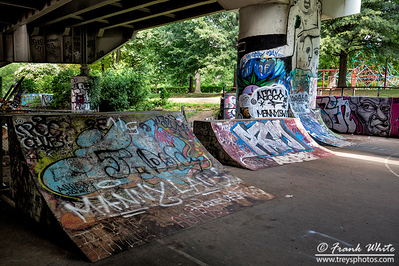 Urban Exploration Photos