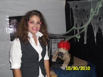 Halloween Haunted House @ Clubhouse