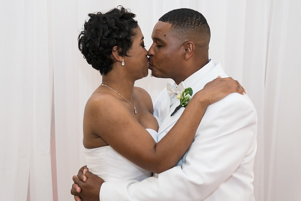 Clifton & Sheena Taylor Wedding Photos