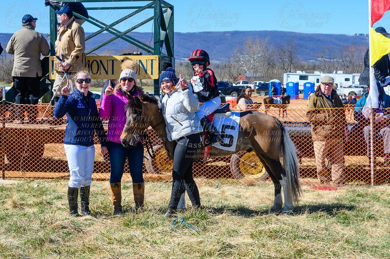 Race 5 Small Pony