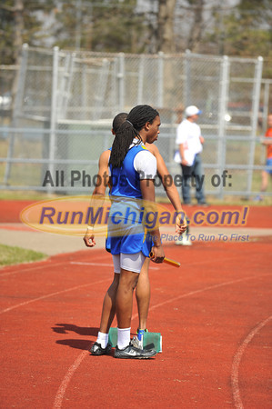 Boys' 4x200 Relay - 2014 Crestwood Charger Invitational