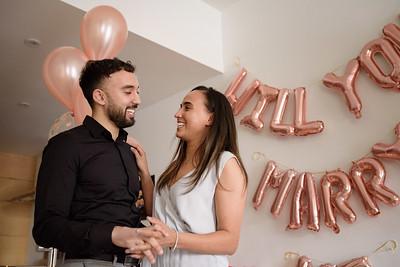 Ali et Fatine - Proposal