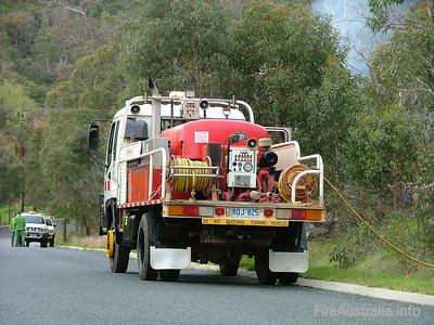 CALM/DEC Fire Services (WA)