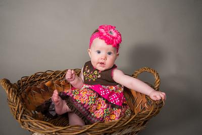 Emilia 5 months
