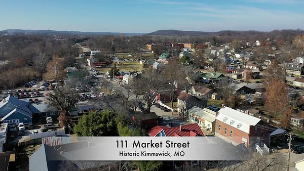 111 Market Street, Historic Kimmswick,  MO
