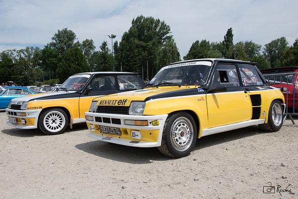 Rassemblement Renault Sports 2014