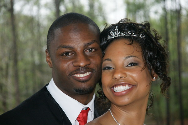 Donaldson & Edwards Wedding - Atlanta