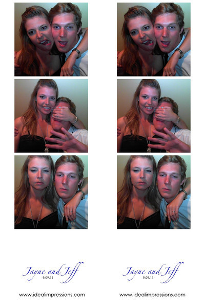 Jeff and Jayne Photobooth