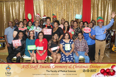 UWI / ATS Staff Christmas Dinner