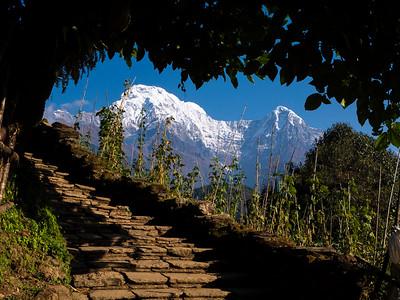 Nepal 2018 - Khopra Ridge