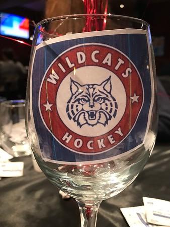 2018_02_13 Wildcats Paint Night fundraiser