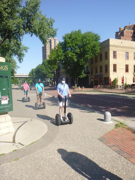 Minneapolis: July 24, 2020 (9:30 am)