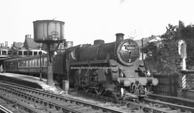 76020-76023 Built 1952 Doncaster