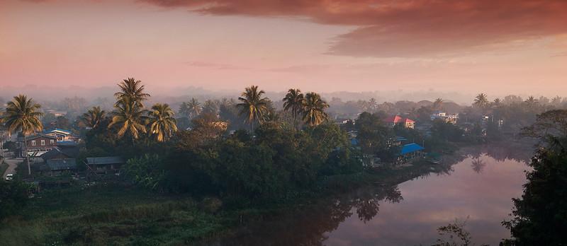 loikaw, Kayah State, Myanmar. 2017