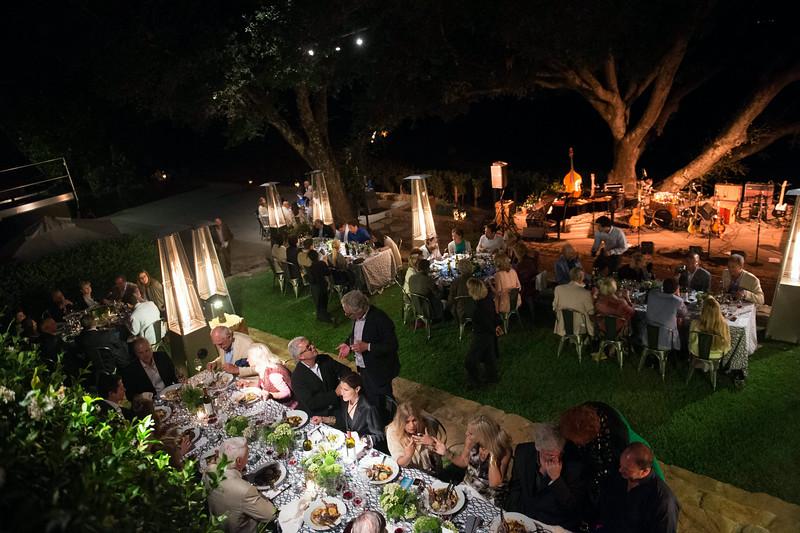 Concert and Patron Dinner at Gargiulo Vineyards