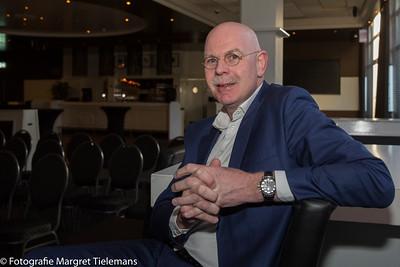 Sportcafé met PSV-directeur Toon Gerbrands