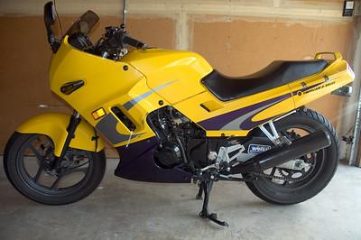 2002 Ninja 250R