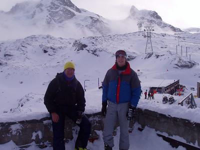 2007-12-09 Ski Zermatt