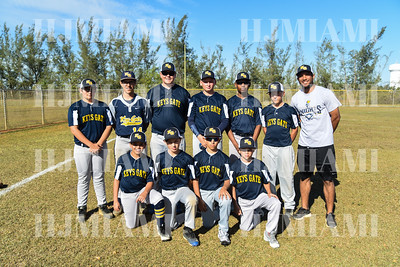Baseball | Middle School | 3/8/18