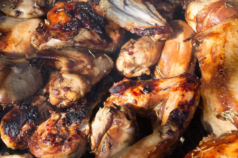 July 16 - Barbequed chicken.jpg