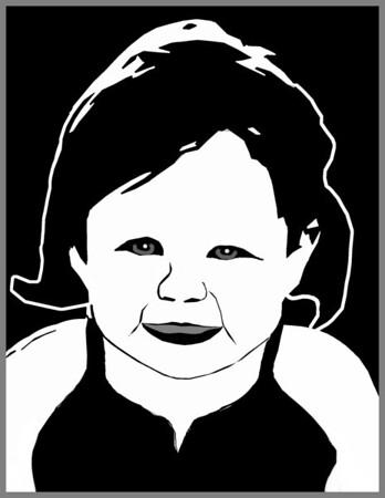 2008.31.10 - Halloween Peyton Stencil