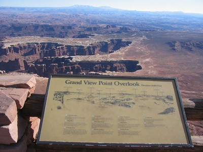 Canyonlands- Island in the Sky