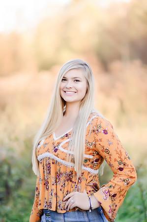 Shelby Branam Senior 2018