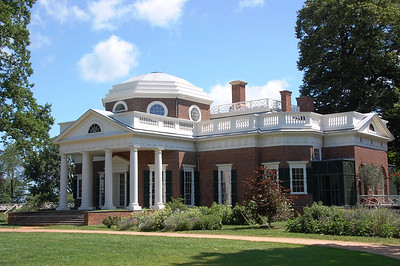Monticello, Thomas Jefferson's Home